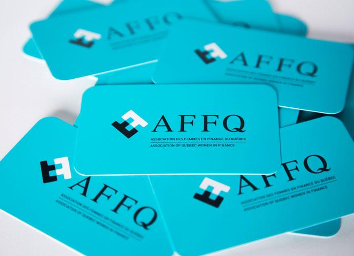 Portfolio OBNL360 - AFFQ Cartes d'affaires
