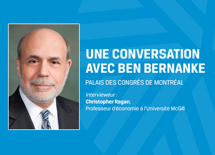 CFA Montréal - Conversation avec Ben Bernanke