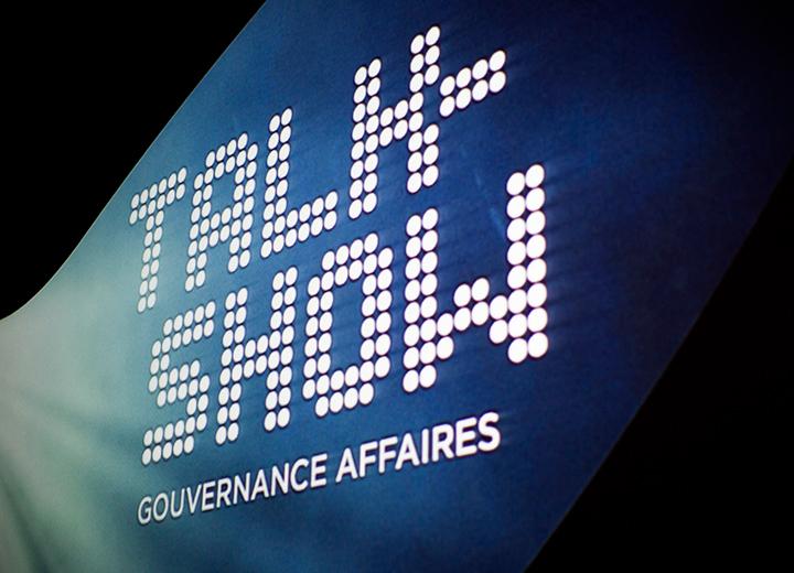 Institut des administrateurs de sociétés - Talkshow