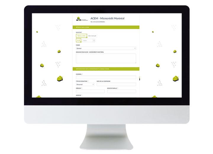 ACEM - Site Web