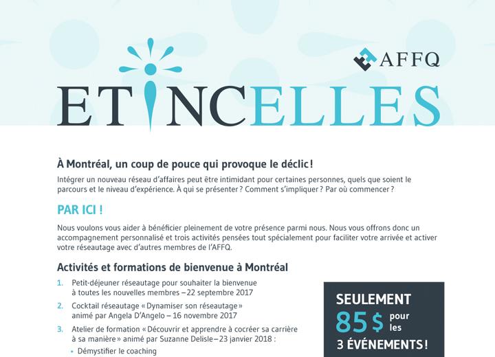 AFFQ-Programme des Étincelles