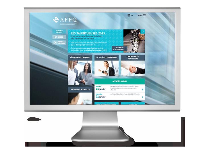 AFFQ -  Site Web